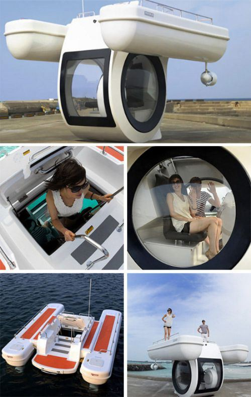 Submarine Boat!