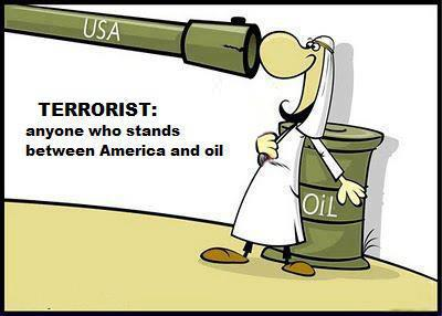 True Definition of Terrorist!